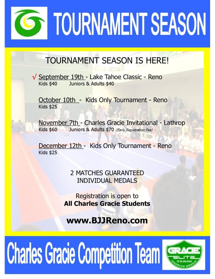 Tournament Season 2015
