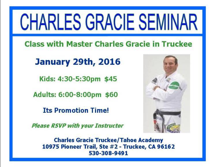 Seminar Truckee 012916