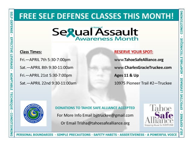 Sexual Assault Flier
